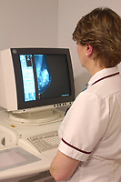 Breast cancer scan<br />