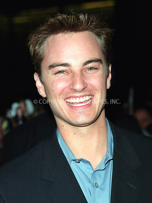 """Popular TV Series, """"Dawson's Creek"""" celebrating its 100th episode at the Museum of Television and Radio in New York. Pictured: KERR SMITH. February 19, 2002. © 2002 by Alecsey Boldeskul/NY Photo Press.   ..*PAY-PER-USE*      ....NY Photo Press:  ..phone (646) 267-6913;   ..e-mail: info@nyphotopress.com"""