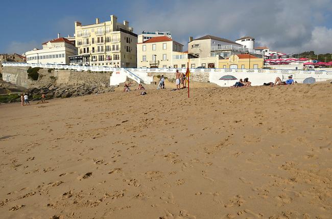 Portugal, Praia das Maçãs, Colares,