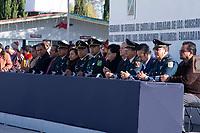 Querétaro, Qro. 15 de diciembre de 2018.- Esta mañana se llevó a cabo la entrega de cartillas de identidad del servicio militar nacional de los conscriptos que cumplen con sus obligaciones militares encuadrados en el 3er Escalón de Adiestramiento de la 12a Compañía del Servicio Militar Nacional