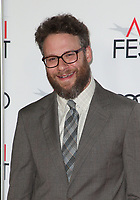 HOLLYWOOD, CA - NOVEMBER 12: Seth Rogen, at the AFI Fest 2017 Centerpiece Gala Presentation of The Disaster Artist on November 12, 2017 at the TCL Chinese Theatre in Hollywood, California. <br /> CAP/MPIFS<br /> &copy;MPIFS/Capital Pictures