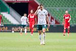 Niklas Moisander (Werder Bremen #18 Kapitaen)<br /> <br /> <br /> Sport: nphgm001: Fussball: 1. Bundesliga: Saison 19/20: 34. Spieltag: SV Werder Bremen vs 1.FC Koeln  27.06.2020<br /> <br /> Foto: gumzmedia/nordphoto/POOL <br /> <br /> DFL regulations prohibit any use of photographs as image sequences and/or quasi-video.<br /> EDITORIAL USE ONLY<br /> National and international News-Agencies OUT.