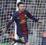 2012.12.16. La Liga FC Barcelona v Atletico