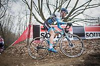 Kevin Pauwels (BEL/Marlux - Napoleon Games)<br /> <br /> men's race<br /> CX Soudal Classics Leuven/Belgium 2017