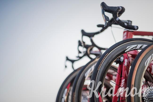 Tire-choises are fundamental at Paris-Roubaix<br /> <br /> 115th Paris-Roubaix 2017 (1.UWT)<br /> One Day Race: Compi&egrave;gne &rsaquo; Roubaix (257km)