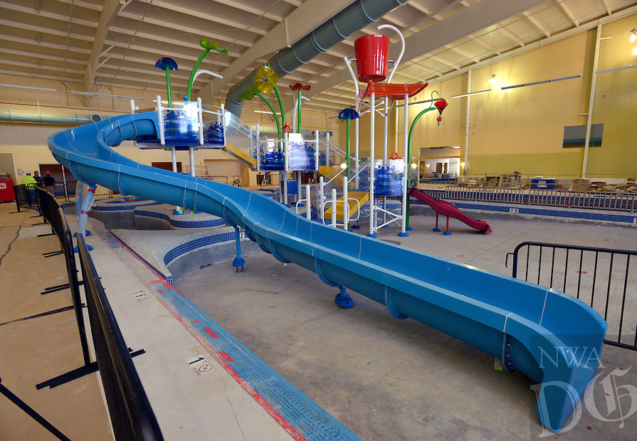 Bc bville communty center nwa democrat gazette for Bentonville pool