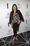 Designer Rebecca Minkoff Attends E!'s 2016 Spring NYFW Kick Off party at The Standard, High Line, Biergarten & Garden