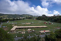 Vogelmorn Park during Alert Level 2 COVID-19 pandemic civil emergency conditions in Wellington, New Zealand on Sunday, 17 May 2020. Photo: Dave Lintott / lintottphoto.co.nz