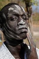 South Sudan - portraits
