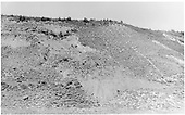 View of landslide at Cerro Summit.<br /> D&amp;RGW  Cerro Summit, CO  Taken by Perry, Otto C. - 6/11/1942