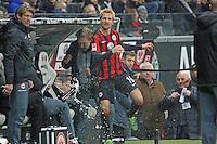 28.02.2015: Eintracht Frankfurt vs. Hamburger SV