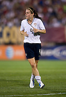 Heather O'Reilly. The USWNT defeated Sweden, 3-0.
