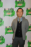 BD Wong (Law and Order) poses at Annual BUILDING DREAMS FOR KIDS GALA on October 15, 2012 at the New York Marriott Marquis. The event raised $850.000. An online auction still going on. Rosie's Theater Kids is an arts education organization dedicated to enrighing the lives of children through the art.   (Photo by Sue Coflin/Max Photos)