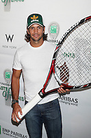 Tennis player Fernando Verdasco attends the 13th Annual 'BNP Paribas Taste of Tennis' at the W New York.  New York City, August 23, 2012. &copy;&nbsp;Diego Corredor/MediaPunch Inc. /NortePhoto.com<br />