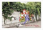 Cartoline da Barriera di Milano<br /> Writer al Bunker