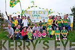 Best Of Luck To The Kerry Team at Ballinclogher Cross.