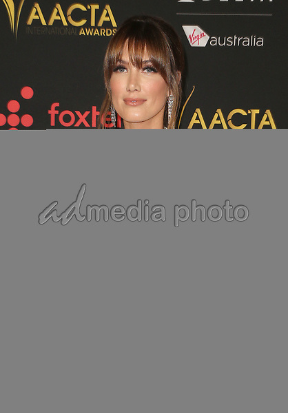 05 January 2018 - Hollywood, California - Delta Goodrem. 7th AACTA International Awards held at Avalon Hollywood. Photo Credit: F. Sadou/AdMedia
