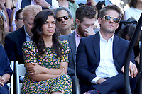 LOS ANGELES - SEP 12:  America Ferrera, Ryan Piers Will at the Judith Light Star Ceremony on the Hollywood Walk of Fame on September 12, 2019 in Los Angeles, CA