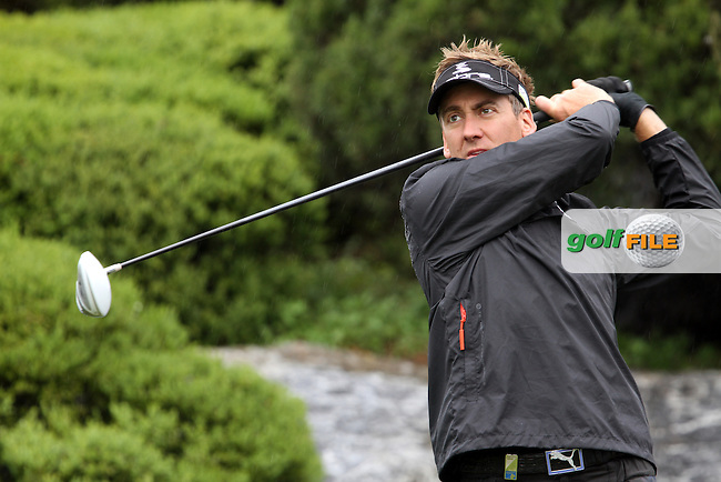 Ian Poulter (ENG) during the Pro Am of the Ballantines Championship 2012 at Blackstone Golf Course, Icheon, Korea...(Photo Jenny Matthews/www.golffile.ie)