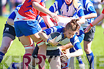 Tralee's Ciara Griffin goes for the line at O'Dowd park, Tralee on Sunday.