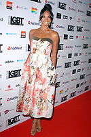 www.acepixs.com<br /> <br /> May 12 2017, London<br /> <br /> Alesha Dixon arriving at the annual British LGBT awards at the Grand Connaught Rooms on May 12 2017 in London<br /> <br /> By Line: Famous/ACE Pictures<br /> <br /> <br /> ACE Pictures Inc<br /> Tel: 6467670430<br /> Email: info@acepixs.com<br /> www.acepixs.com