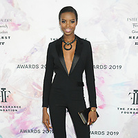 05 June 2019 - New York, New York - Maria Borges. 2019 Fragrance Foundation Awards held at the David H. Koch Theater at Lincoln Center.    <br /> CAP/ADM/LJ<br /> ©LJ/ADM/Capital Pictures