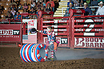 Kevin Midkiff during first round of the Fort Worth Stockyards Pro Rodeo event in Fort Worth, TX - 8.9.2019 Photo by Christopher Thompson
