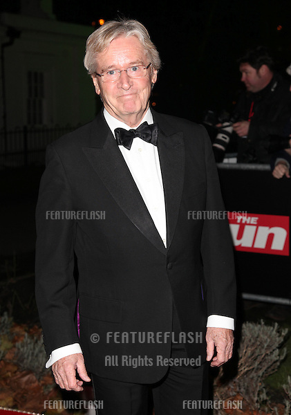 William Roach arriving for The Sun Military Awards, at The Imperial War Museum, London. 06/12/2012 Picture by: Alexandra Glen / Featureflash