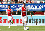 Nederland, Nijmegen, 19 augustus 2012.Eredivisie.Seizoen 2012-2013.N.E.C.-Ajax (1-6).Theo Janssen van Ajax
