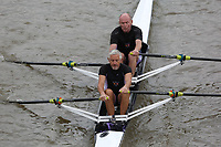 Crew: 439   MAV-CHAPMAN    Maidstone Invicta Rowing Club    Op MasF/G 2x Inter <br /> <br /> Pairs Head 2017<br /> <br /> To purchase this photo, or to see pricing information for Prints and Downloads, click the blue 'Add to Cart' button at the top-right of the page.