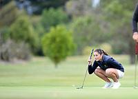 Caitlin Maurice, Bay of Plenty, 2019 New Zealand Women's Interprovincials, Maraenui Golf Club, Napier, Hawke's Bay, New Zealand, Tuesday 03rd December, 2019. Photo: Sarah Lord/www.bwmedia.co.nz