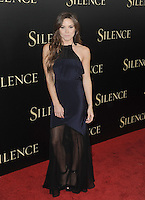 www.acepixs.com<br /> <br /> January 5 2017, LA<br /> <br /> Courtney B Turk arriving at the premiere of 'Silence' on January 5, 2017 in Los Angeles, California.<br /> <br /> By Line: Peter West/ACE Pictures<br /> <br /> <br /> ACE Pictures Inc<br /> Tel: 6467670430<br /> Email: info@acepixs.com<br /> www.acepixs.com