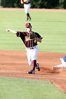 Zack MacPhee, Arizona State Sun Devils .Photo by:  Bill Mitchell/Four Seam Images.