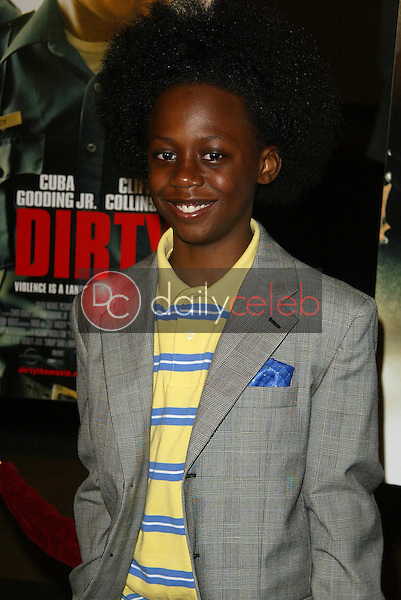 """Tre Rogers<br />at the Los Angeles Premiere of """"Dirty"""". Writers Guild, Beverly Hills, CA. 02-22-06<br />Jason Kirk/DailyCeleb.com 818-249-4998"""