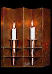 Candle light holder