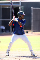Kevin Rucker / Cleveland Indians 2008 Instructional League..Photo by:  Bill Mitchell/Four Seam Images