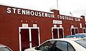 16/08/2005         Copyright Pic : James Stewart.File Name : sct_jspa09 stenhousemuir.GENERAL VIEW OF OCHILVIEW PARK, THE HOME OF STENHOUSEMUIR FC.......Payments to :.James Stewart Photo Agency 19 Carronlea Drive, Falkirk. FK2 8DN      Vat Reg No. 607 6932 25.Office     : +44 (0)1324 570906     .Mobile   : +44 (0)7721 416997.Fax         : +44 (0)1324 570906.E-mail  :  jim@jspa.co.uk.If you require further information then contact Jim Stewart on any of the numbers above.........