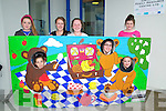 Family Fun Day: Taking part in the family fun day at the Listowel Family Resource Centre on D Sunday last were Adi Canty, Rebecca Bambury, Kathlan Barry, Mary Kate Healy, Chloe O'Sullivan, Ami Conway & Danielle Brassil