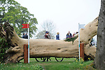 6th May 2017, Planning the Cross Country phase of the 2017 Mitsubishi Motors Badminton Horse Trials, Badminton House, Bristol, United Kingdom. Jonathan Clarke/JPC Images