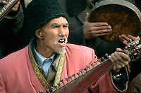 Musical instruments of Uyghur people have a long history. They are used to accompany the Dolan dance, an ancient Uyghur folk dance popular in China's Xinjiang Uygur Autonomous Region..