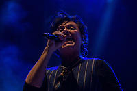 MEXICALI, MEXICO - June 8 Mexican rock & Roll band  Caifanes performing on the stage on June 8, 2019 in Mexicali, Mexico.<br /> Tecate Location Mexicali 2019 is one of the main music festivals nationwide and in the state, Band line up<br /> CAIFANES, CAMILO VII, DRAKE BELL, LNG / SHT, SERBIA<br /> (Photo by Luis Boza/VIEWpress)