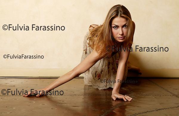 Francesca Senette.Milano, 18 aprile
