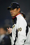 Atsunori Inaba (JPN),<br /> MARCH 7, 2017 - WBC :<br /> 2017 World Baseball Classic First Round Pool B Game between<br /> Japan 11-6 Cuba at Tokyo Dome in Tokyo, Japan.<br /> (Photo by Yusuke Nakanishi/AFLO SPORT)