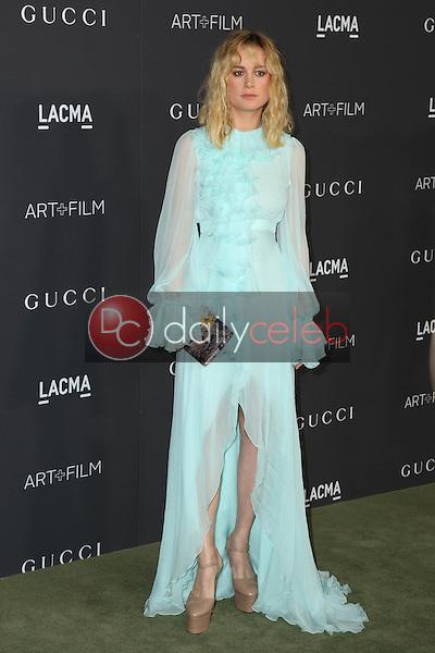 Brie Larson<br /> at the 2016 LACMA Art +  Film Gala, LACMA, Los Angeles, CA 10-29-16<br /> David Edwards/DailyCeleb.com 818-249-4998