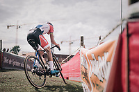 Mathieu van der Poel (NED/Beobank-Corendon)<br /> <br /> CX Brico Cross Eeklo 2017 (BEL)