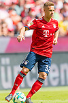 12.05.2018, Allianz Arena, Muenchen, GER, 1.FBL,  FC Bayern Muenchen vs. VfB Stuttgart, im Bild Joshua Kimmich (FCB #32) <br /> <br />  Foto &copy; nordphoto / Straubmeier
