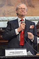 RIO DE JANEIRO-15/06/2012- John Gummer, Presidente Daglobe International na abertura da I Cupula Mundial de Legisladores, na ALERJ, centro do Rio.Foto:Marcelo Fonseca-Brazil Photo Press