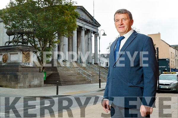 Detective Inspector John Brennan