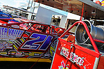 Oct 17, 2009; 11:03:01 AM; Lawrenceburg, IN., USA; The 29th Annual Dirt Track World Championship dirt late models 50,000-to-win event at the Lawrenceburg Speedway.  Mandatory Credit: (thesportswire.net)