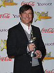 Dennis Quaid honored with male star of the year at the Showest 2009 Awards held at the Paris Hotel in Las Vegas Nevada, April 2, 2009. Fitzroy Barrett